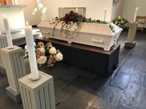 Kyrklig begravning
